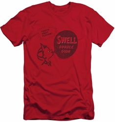 Dubble Bubble slim-fit t-shirt Swell Gum mens red