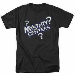 Dubble Bubble t-shirt Mystery Centers mens black