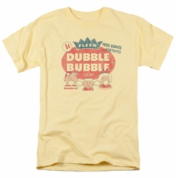 Dubble Bubble t-shirt One Cent mens banana
