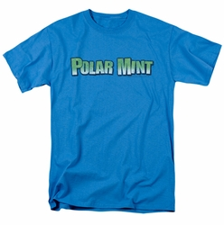 Dubble Bubble t-shirt Polar Mint mens turquoise