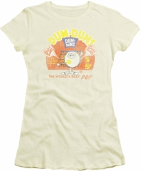 Dum Dums juniors t-shirt Best Pop Cream