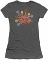 Dum Dums juniors t-shirt Original Pops charcoal