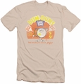 Dum Dums slim-fit t-shirt Best Pop mens cream