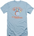Dum Dums slim-fit t-shirt Classic Pop mens light blue