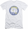 Dum Dums slim-fit t-shirt Pop Parade mens white