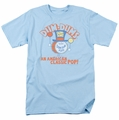 Dum Dums t-shirt Classic Pop mens Light Blue