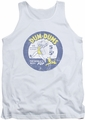 Dum Dums tank top Pop Parade mens white