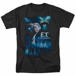 E.T. t-shirt Going Home mens black