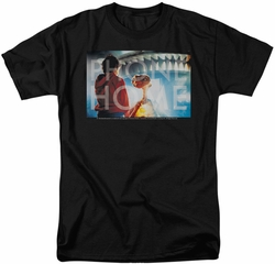 E.T. t-shirt Knockout mens black