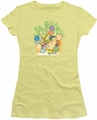 Ed Edd Eddy juniors t-shirt Jawbreakers banana