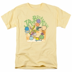 Ed Edd N Eddy t-shirt Jawbreakers mens banana
