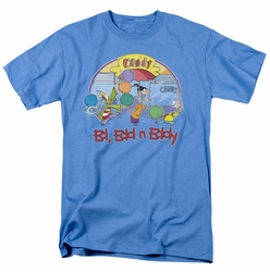 Ed Edd N Eddy t-shirt Jawbreakers mens carolina blue