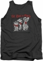 Ed Edd N Eddy tank top Stand By Me mens charcoal
