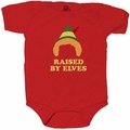 Elf Raised by Elves infant one-piece