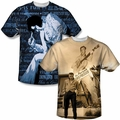 Elvis Presley adult sublimation shirt