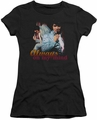 Elvis Presley juniors t-shirt Always On My Mind black