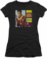 Elvis Presley juniors t-shirt Blue Hawaii Album black