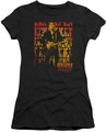 Elvis Presley juniors t-shirt Comeback Spotlight black