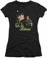 Elvis Presley juniors t-shirt G I Blues black