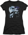 Elvis Presley juniors t-shirt Hillbilly Cat black