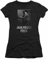 Elvis Presley juniors t-shirt Jailhouse Rock black