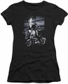 Elvis Presley juniors t-shirt Motorcycle black
