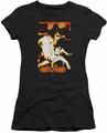 Elvis Presley juniors t-shirt Showman black