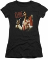 Elvis Presley juniors t-shirt Soulful black