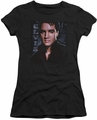Elvis Presley juniors t-shirt Tough black