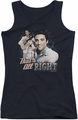Elvis Presley juniors tank top That's All Right black