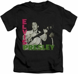 Elvis Presley kids t-shirt Elvis Presley Album black