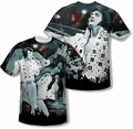 Elvis Presley mens full sublimation t-shirt Now Playing