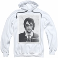 Elvis Presley pull-over hoodie Framed adult white