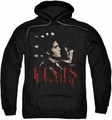 Elvis Presley pull-over hoodie Memories adult black
