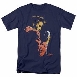 Elvis t-shirt Early Elvis mens navy
