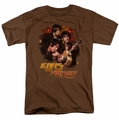 Elvis t-shirt Hyped mens coffee