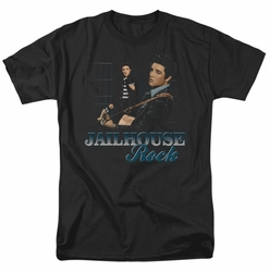 Elvis t-shirt Jailhouse Rock mens black