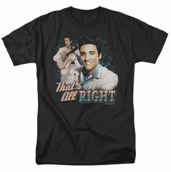 Elvis t-shirt That'S All Right mens black