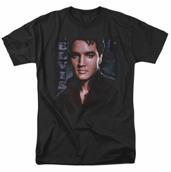 Elvis t-shirt Tough mens black