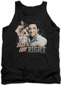 Elvis tank top That'S All Right mens black