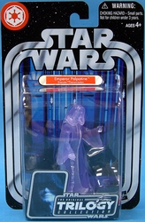 Emperor Palpatine action figure Executor Transmission Star Wars OTC