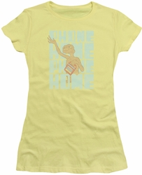 ET juniors t-shirt Dropped Calls banana
