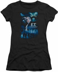 ET juniors t-shirt Going Home black