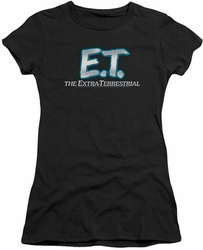 ET juniors t-shirt Logo black