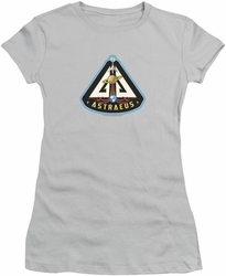 Eureka juniors t-shirt Astraeus Mission Patch silver