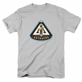 Eureka t-shirt Astraeus Mission Patch mens silver