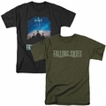 Falling Skies apparel