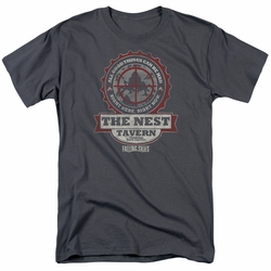Falling Skies t-shirt The Next mens charcoal