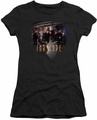 Farscape juniors t-shirt Cast black
