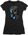 Farscape juniors t-shirt Comic Cover black